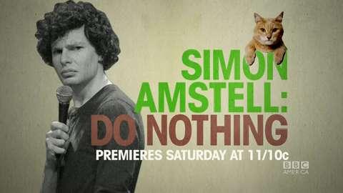'Simon Amstell: Do Nothing' Trailer