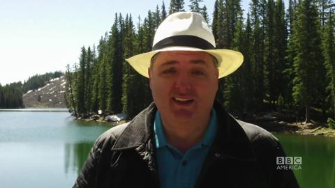 Richard on Great Outdoors in Colorado