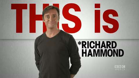 Things That Make Richard Hammond Uncomfortable