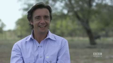 Richard Hammond's Crash Course: Richard Chats British Slang