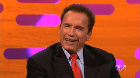 Arnold Schwarzenegger's Famous Catchphrase