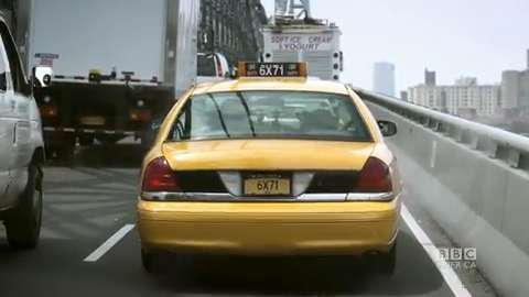 Richard Drives a NYC Cab Sneak Peek