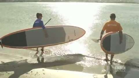 American Bullfighter/Paddle Boarder Trailer
