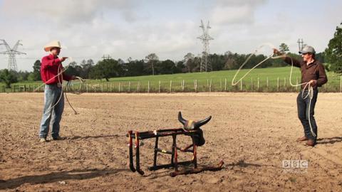 Cattle Rancher Trailer