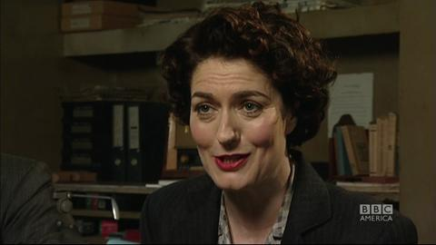 Anna Chancellor on Lix