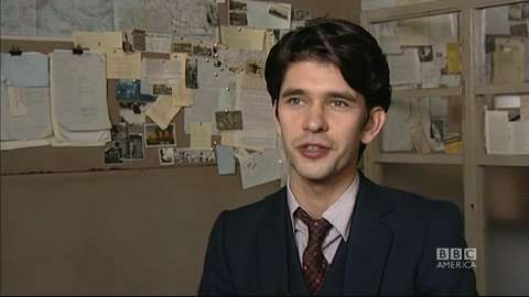 Ben Whishaw Talks About Freddie