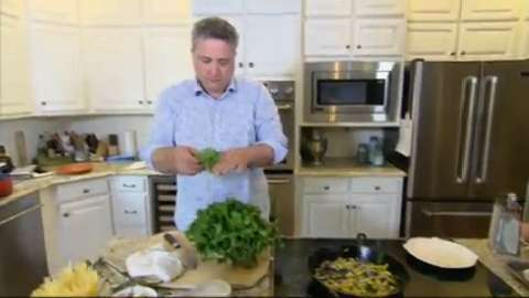 Richard Corrigan Makes Parsley Salad