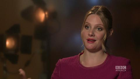 Romola Garai Describes 'The Hour '