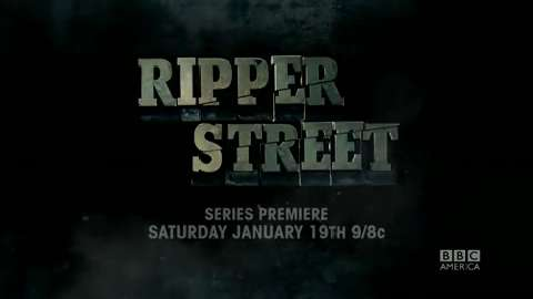 Ripper Street: Extended Trailer
