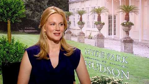 Laura Linney on What's 'Better in Britain'