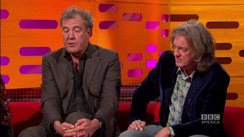 Jeremy Clarkson and James May talk 'Top Gear'