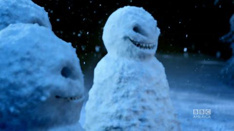 'The Snowmen' - Christmas Special Trailer 2012