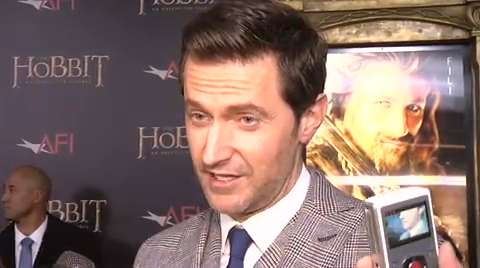 'Hobbit' Cast on Shooting in 48 Frames Per Second