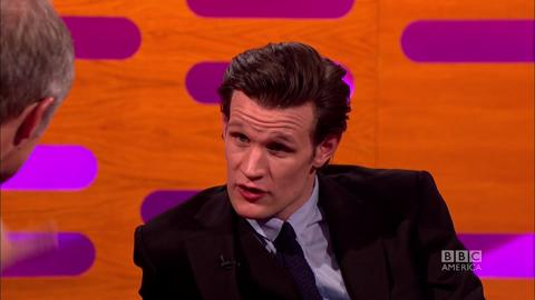 Matt Smith on the 'Doctor Who' Christmas Special