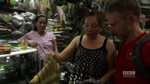 Bargain Buys in Ho Chi Minh