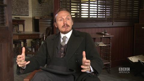 What's Exciting About 'Ripper Street'