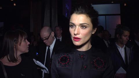 Rachel Weisz Talks About Her Surprising Award Season Mo...