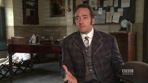 Matthew Macfadyen on Whitechapel