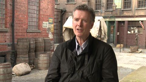 Producer on Creation of 'Ripper Street'