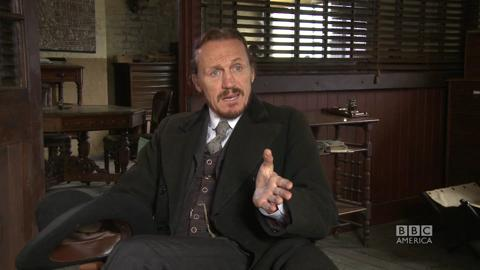 Jerome Flynn on Character Dynamics
