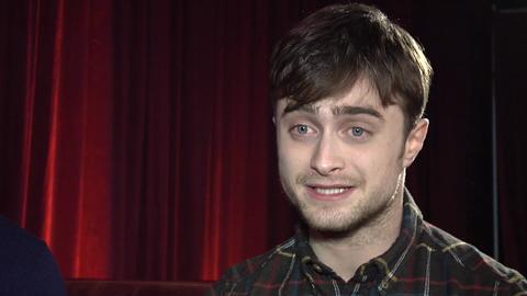 Daniel Radcliffe Impresses Sundance as Allen Ginsberg