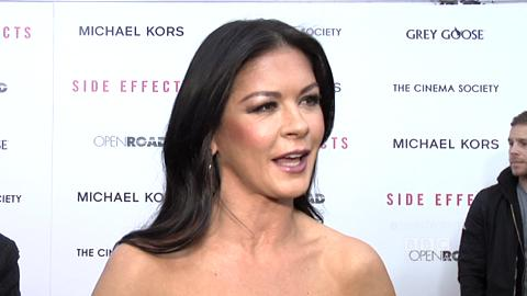 Catherine Zeta-Jones: Americans More Open on Mental Hea...