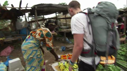 Food Shopping in Cameroon