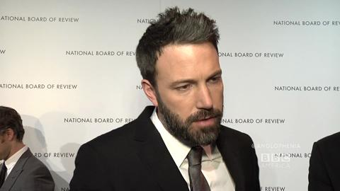 Ben Affleck on the Real Truth vs. 'The Poet's Truth'