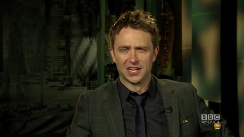 Chris Hardwick's Nerdiest Moment