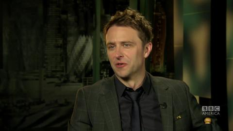 Chris Hardwick's Nerd Superpower