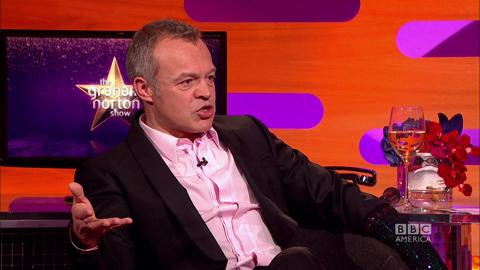 Graham Norton Show: Mila Kunis on the Russian Language