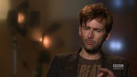 David Tennant's Favorite Filming Location