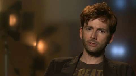 David Tennant on Why People Love 'Doctor Who'