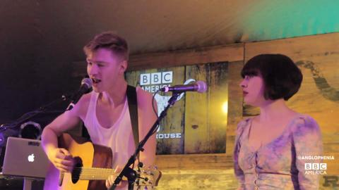 Skinny Lister Perform 'Rollin' Over' (EXCLUSIVE - Live from BBC America Roadhouse at South By Southwest)