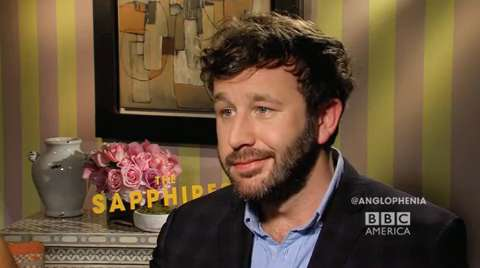 Chris O'Dowd on 'The Sapphires' and Christopher Guest...
