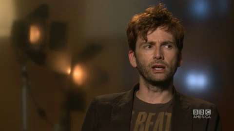 David Tennant on Mercier vs. the Tenth Doctor