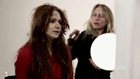 Karen Gillan's Z'ombeal Commercial