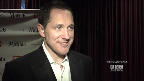 Meet 'Matilda's' Bertie Carvel, Britain's Newest Broadw...