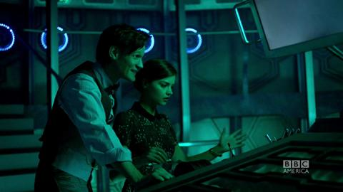'Journey to the Centre of the TARDIS' Inside Look