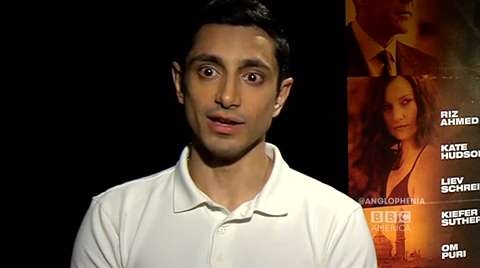 Riz Ahmed on Playing a Disillusioned Immigrant in 'The ...