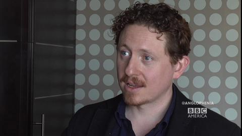 Tribeca Interview with 'The Machine' Director Caradog J...