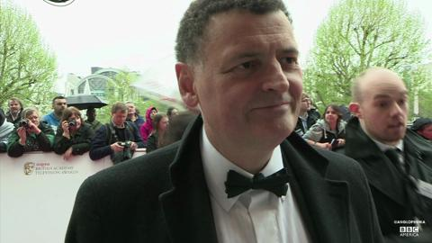 Steven Moffat on 'Doctor Who' Season Finale, 50th Anniv...