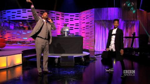 Graham Norton Show: 'The Fresh Prince of Bel-Air' Rap