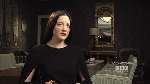 Anglophenia: Andrea Riseborough Misses Britain