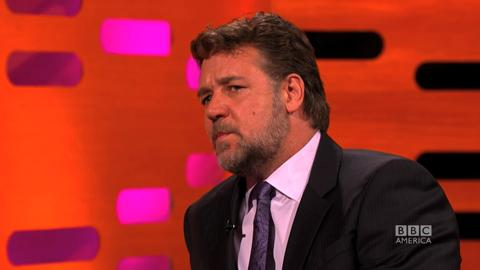 Graham Norton Show: Cavill & Crowe's First Meeting