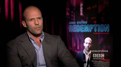 Jason Statham on Playing a More Complicated Action Hero...