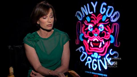 Anglophenia: Kristin Scott Thomas in 'Only God Forgives...