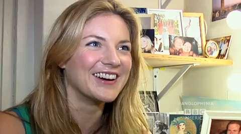 Joanna Christie Talks 'Once'