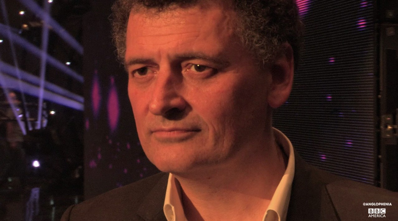 Moffat on Casting Peter Capaldi on 'Doctor Who'