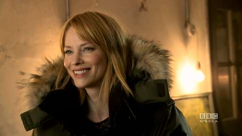 Sienna Guillory on playing Luther's Love Interest in In...